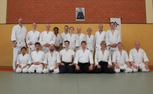 group photo seminar in almere